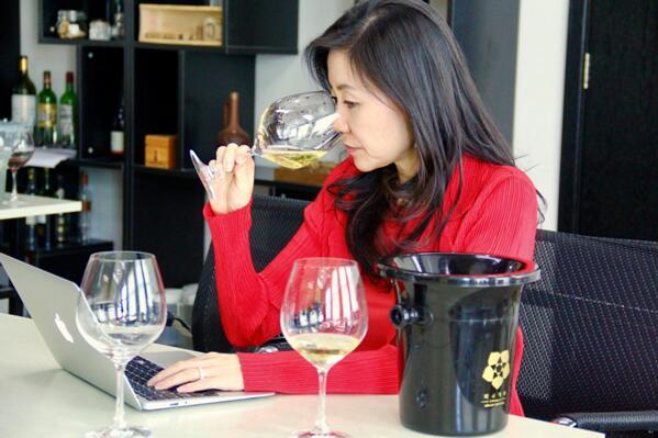 葡萄酒大师李志延老师