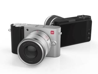 小蚁微单相机M1