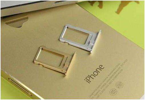 激光焊接机在手机SIM卡槽中的应用